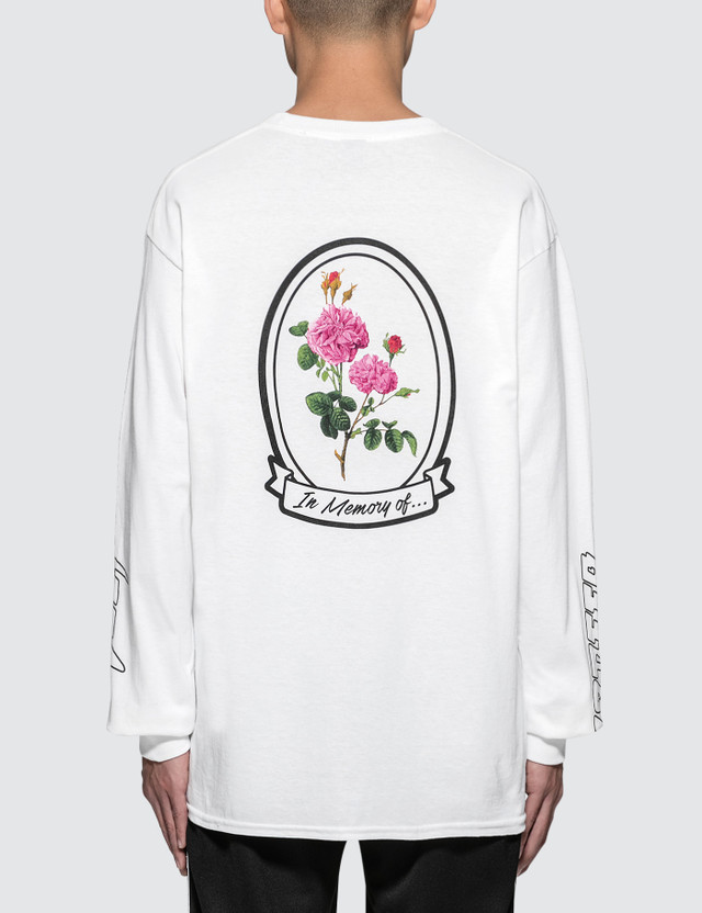 10.Deep In Loving Memory L/S T-Shirt