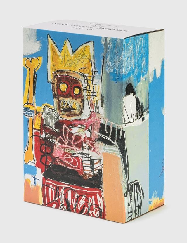 Medicom Toy Be@rbrick Jean Michel Basquiat #6 100% & 400% Set