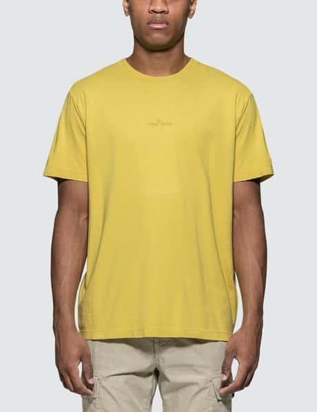 스톤 아일랜드 19 S/S  2NS90 '그래픽 에잇' 반팔 티셔츠 Stone Island S/S T-Shirt