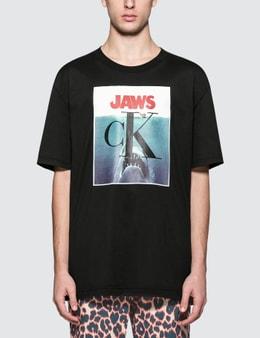 Calvin Klein 205W39NYC Superfine Cotton Jersey S/S T-Shirt