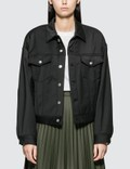 MM6 Maison Margiela Woven Sports Jacket Picture