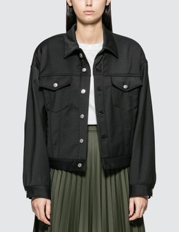 MM6 Maison Margiela Woven Sports Jacket