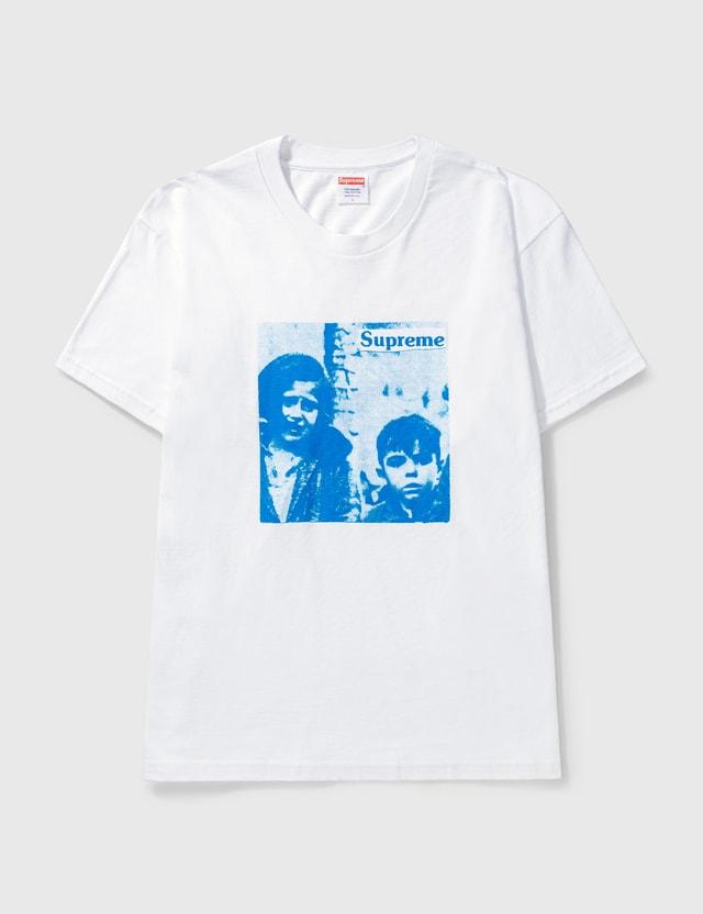 Supreme Supreme X Hypebeast Ss T-shirts White Archives