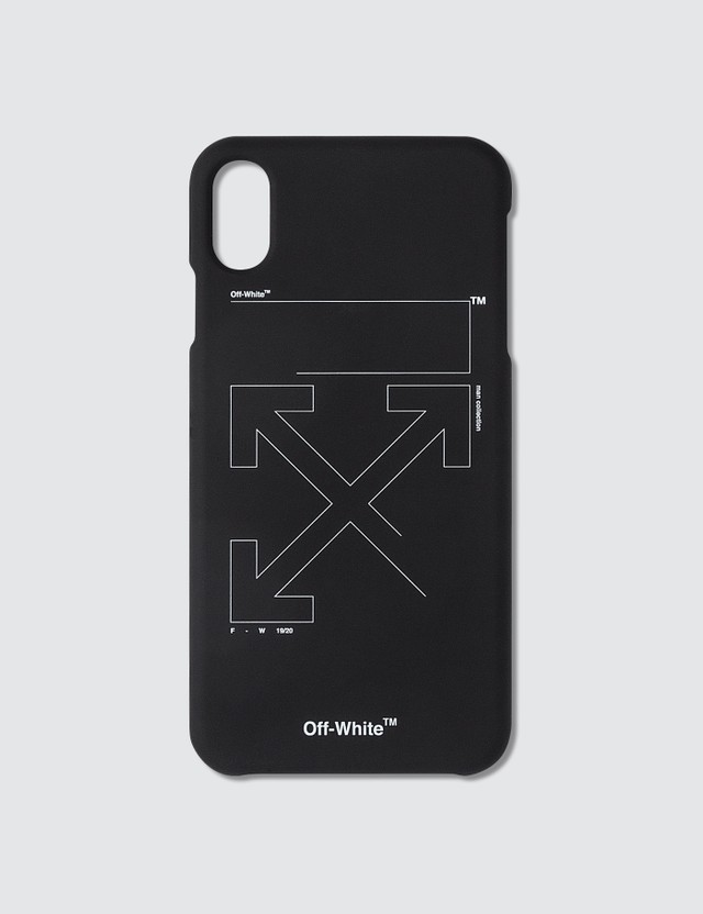Off-White Unfinished Arrow Iphone XS Max Case