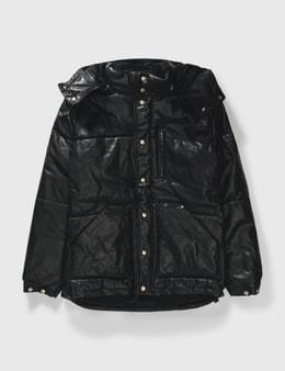 Mastermind Japan Mastermind Japan Serenade Horse Leather Down Jacket