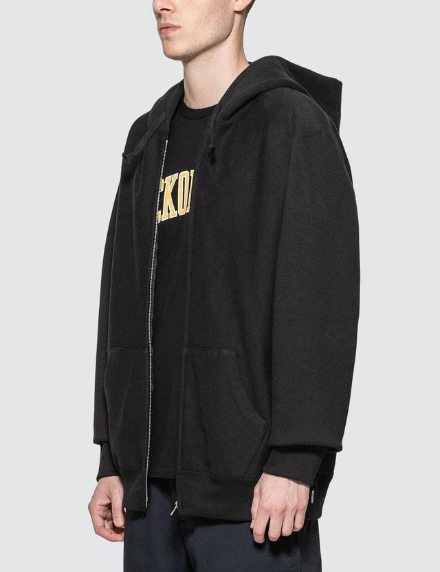 Wacko Maria Heavy Weight Full Zip Hooded Sweat Shirt (Type-2)