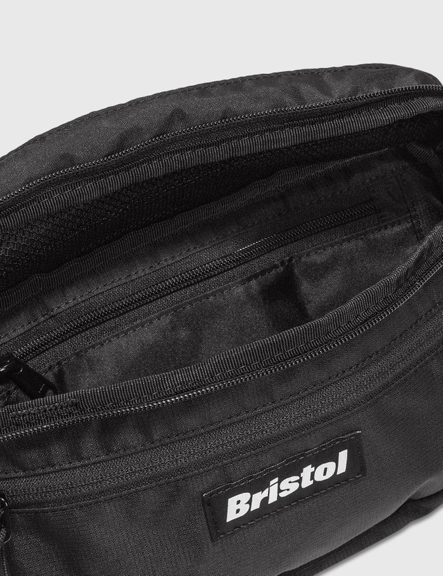 F.C. Real Bristol New Era Explorer Waist Bag Black Men