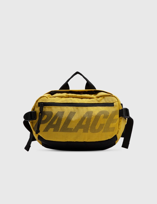 Palace Skateboards Palace Bun Sack Waist Bag Yellow Archives