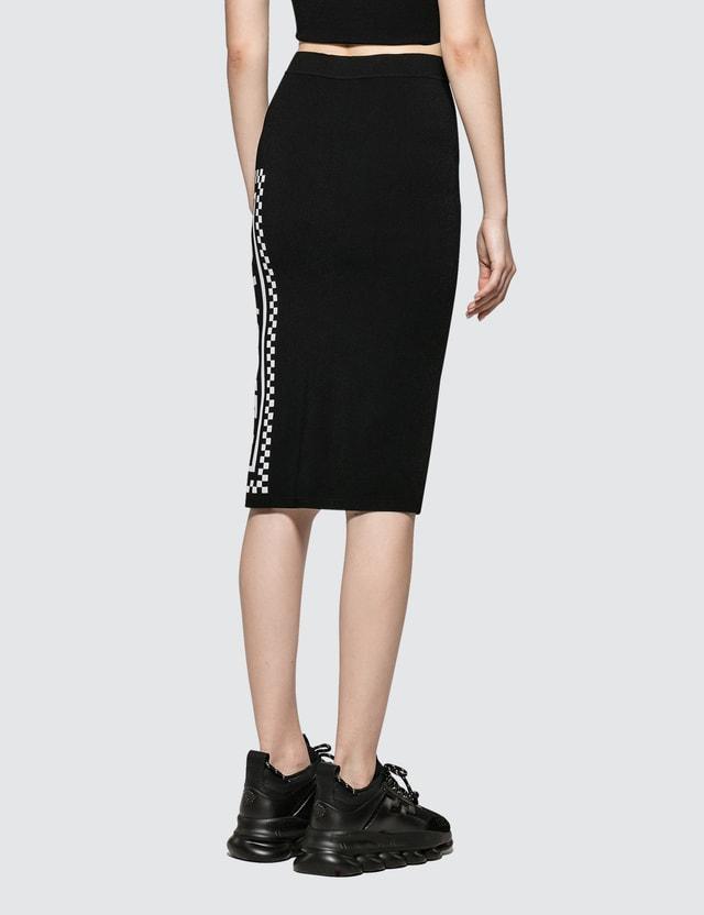Versace Maglia Skirt
