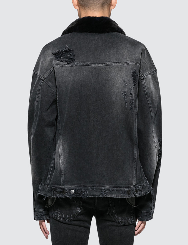 Alchemist Rocky Two Jacket with Orylag Fur Collar