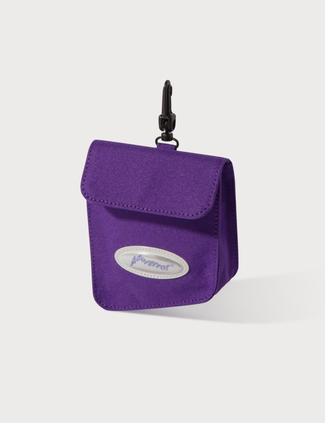 Ader Error Arm Worn Bag Purple Women