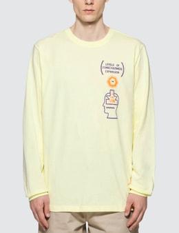Brain Dead Brain Dead x The North Face Long Sleeve T-shirt