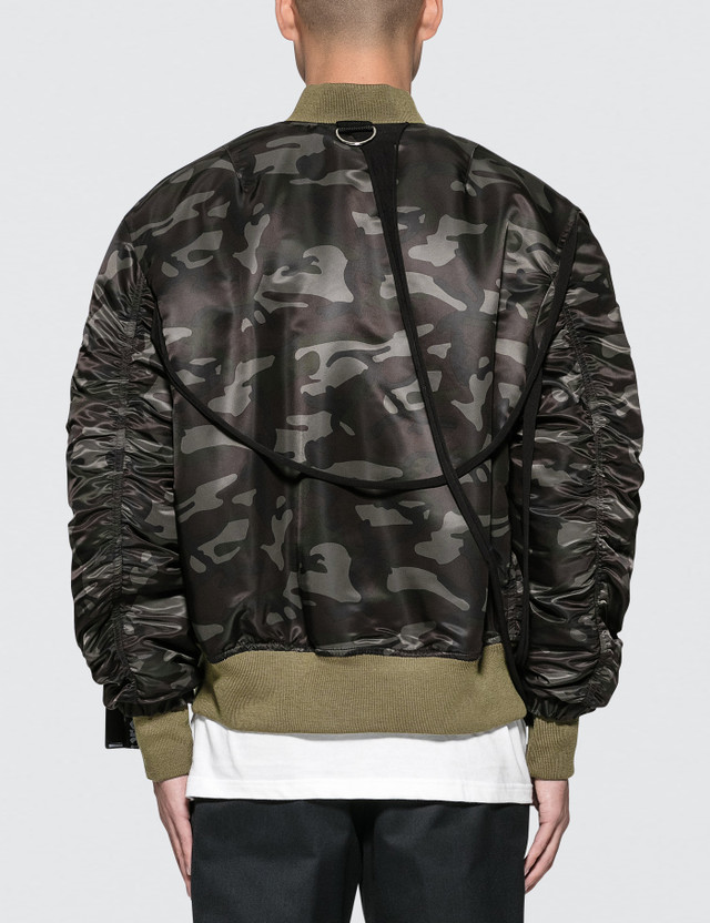 Mr. Completely Bomber Jacket