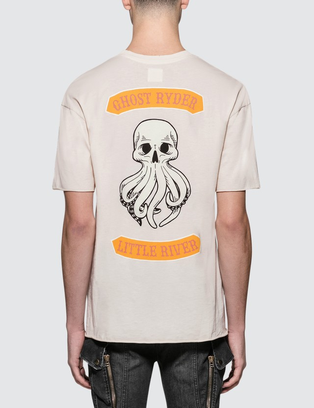 Alchemist Gang Gang S/S T-Shirt Cannoli Cream Ccr Men