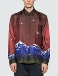 Casablanca Le Port De Casablanca Silk Shirt Picture