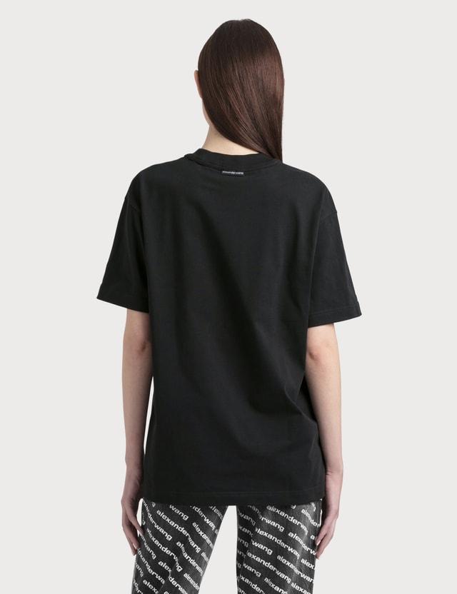 Alexander Wang Logo Graphic T-Shirt