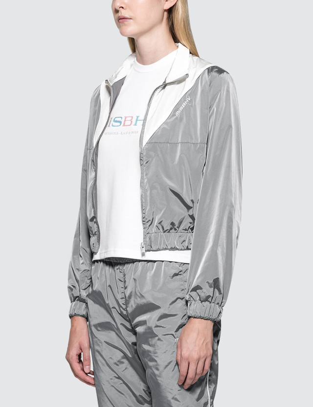 Misbhv Logo Full-zip Jacket