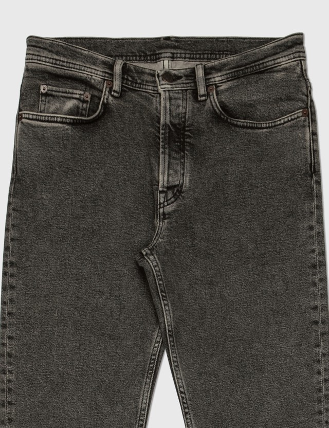 Acne Studios River Black Pepper Jeans