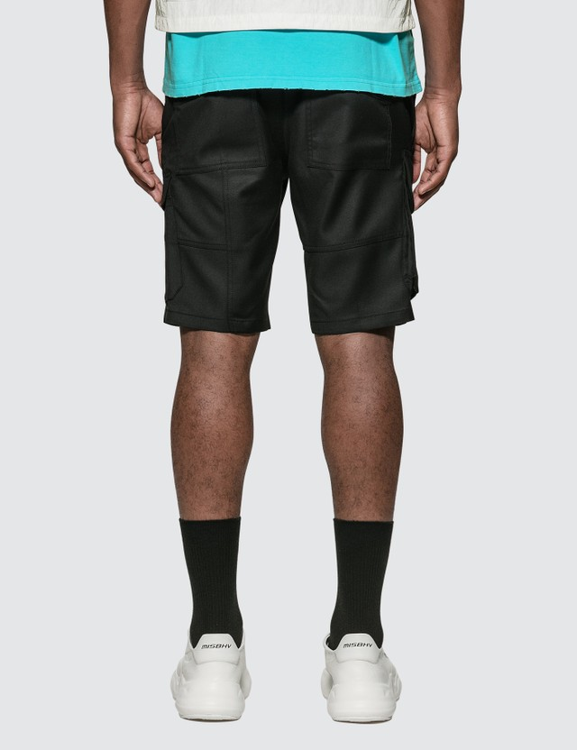 Misbhv The Technical Cargo Shorts Black Men