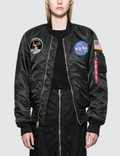 Alpha Industries MA-1 Apollo Flight Jacket Picture