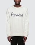 Maison Kitsune Parisien Sweatshirt Picture