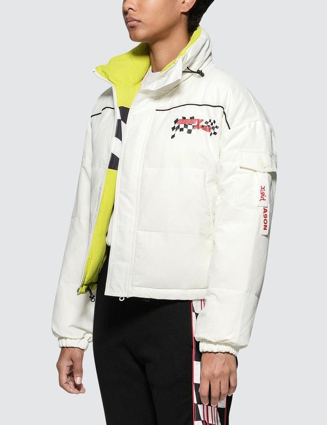 X-Girl X-Girl x Nona9on Reversible Puffer Jacket