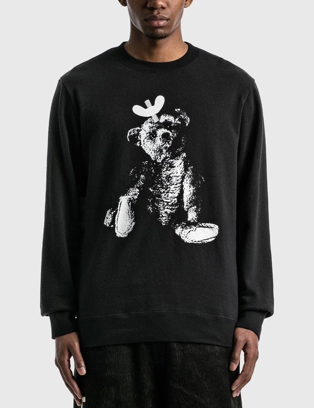 Undercover Bear Sweatshirt Black Men