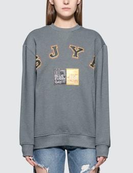 SJYP Logo Sweatshirt