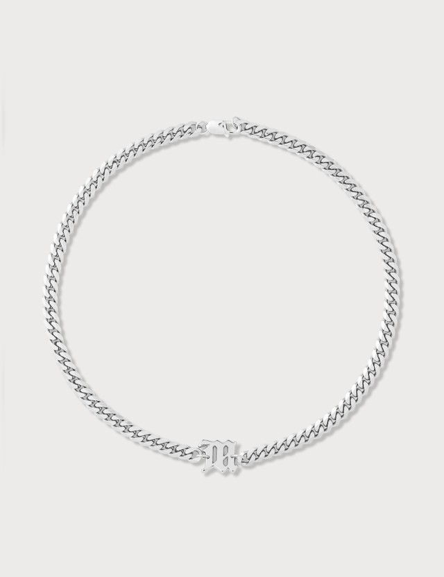 Misbhv The M Curb Link Necklace