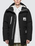 Moncler Genius Moncler Genius x Fragment Design Logo Microcotton Jacket Picture
