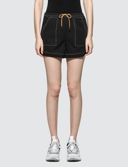 Ganni Cinnober Shorts