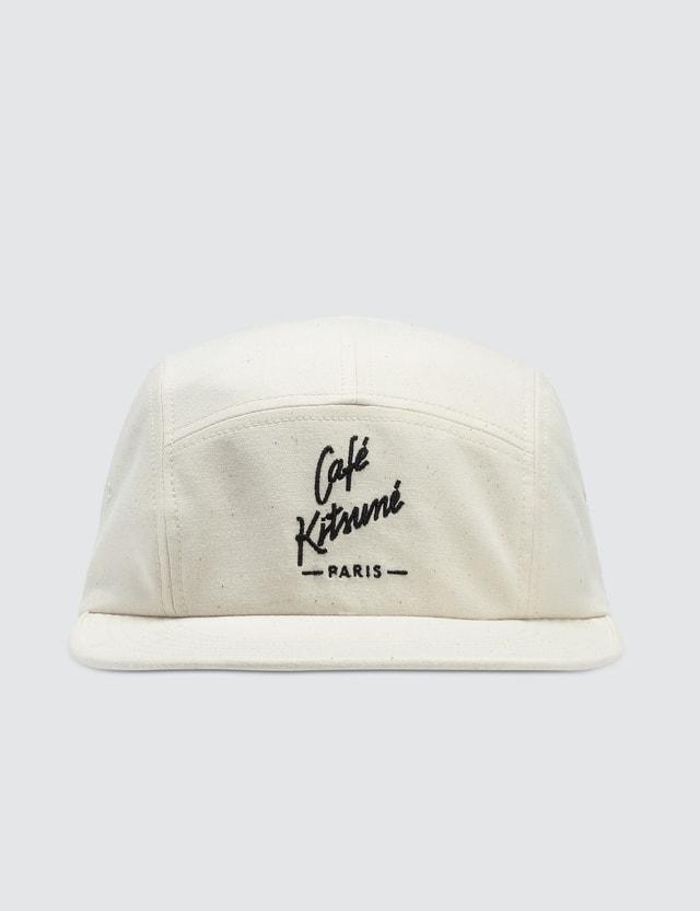 Maison Kitsune Cafe Kitsune Cap 5P