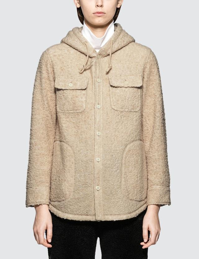 Undercover Sheepskin Shirt