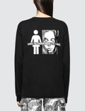X-Girl X-Girl x Girl Skateboards Long Sleeve Big Tee