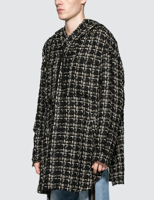 6d3e38a6d2 Faith Connexion - Hooded Overshirt | HBX