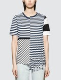 Loewe Asymmetric Stripe T-shirt Picture