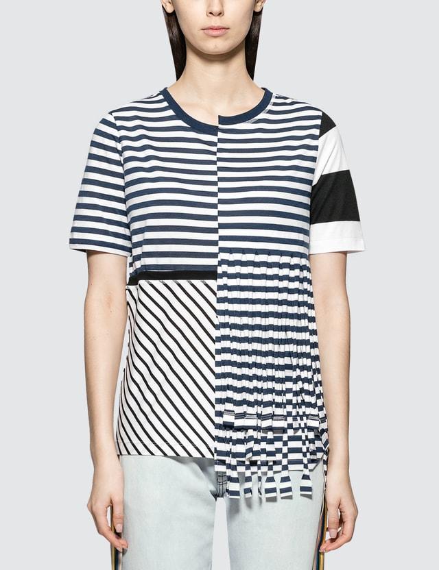 Loewe Asymmetric Stripe T-shirt