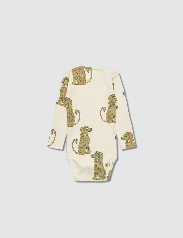 Mini Rodini Spaniel Long Sleeve Body