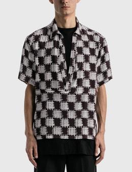 """Sasquatchfabrix. """"Doman"""" Skipper H/S Shirt"""