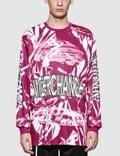 CALVIN KLEIN JEANS EST.1978 Interchange Print L/S T-Shirt Picutre