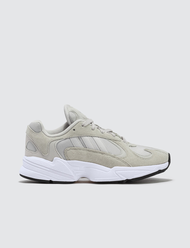 Adidas Originals Yung-1 Grey One F17/grey One F17/ftwr White Women