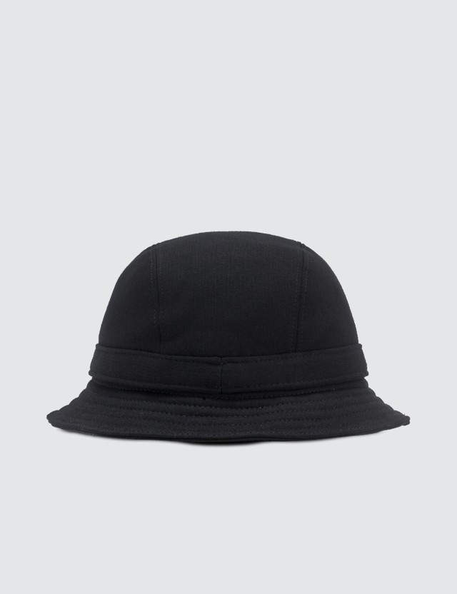 Burberry Logo Detail Bucket Hat