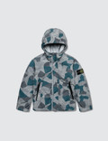 Stone Island Camo Full Zip Jacket (Kids) Picture
