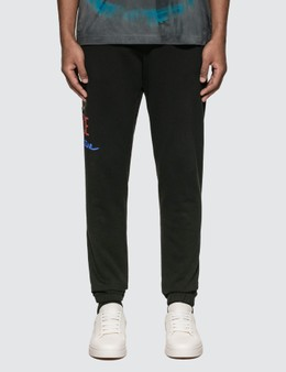 Versace Home Signature Logo Track Pants