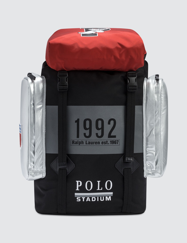 Polo Ralph Lauren Stadium Nylon Backpack
