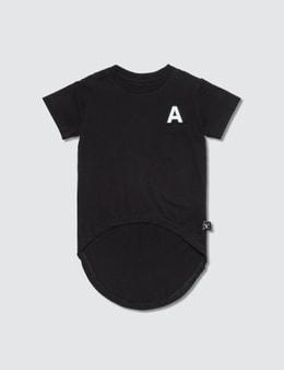 NUNUNU Rounded S/S T-Shirt
