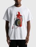 T-Rex Roll Bounce T-Shirt White Men