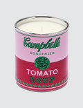 "Ligne Blanche Andy Warhol ""Campbell"" Tomato Leaf Perfumed Candle Picture"