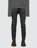 Faith Connexion Black Slim Fit Cargo Jean Picture