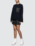 Stella McCartney Virgin Wool Jumper Ink Women